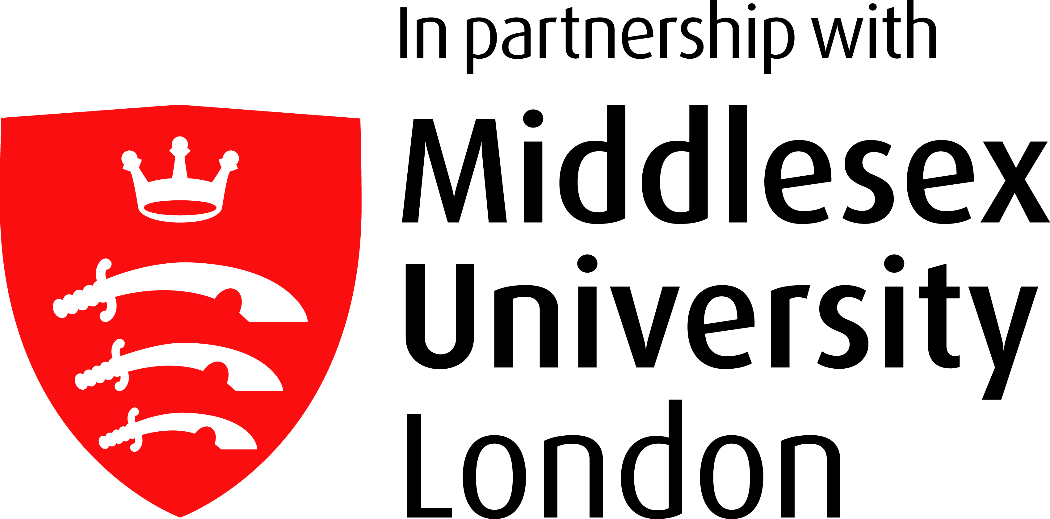 In partnership with Middlesex University