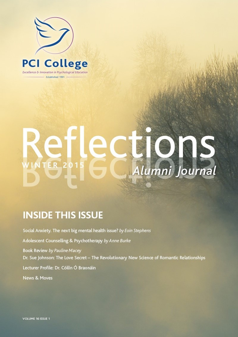 Reflections Winter 2015 Cover